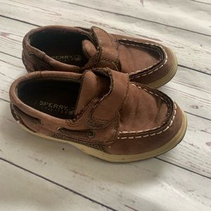 Toddler Sperry Top sider shoes
